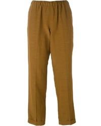 Alberto Biani Elasticated Waistband Trousers