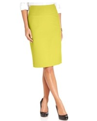 Ellen tracy slim pencil skirt medium 196890