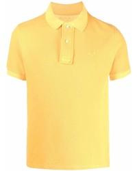 Jacob Cohen Short Sleeve Cotton Polo Shirt