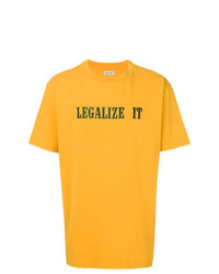 Palm Angels Legalize It T Shirt