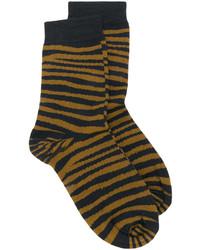 Stella McCartney Tiger Printed Socks