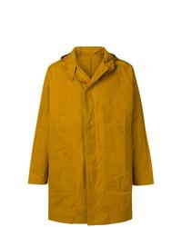 Mustard Raincoat