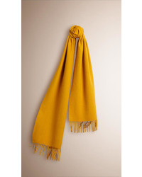 The classic cashmere scarf medium 441870