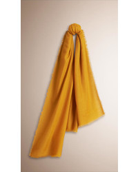 The lightweight cashmere scarf medium 441871