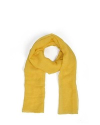 Thedappertie mustard 100 viscose scarf ls4330 medium 441867