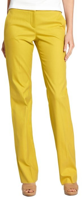 Brilliant Alythea Situationally Savvy Pants In Mustard In Yellow  Lyst