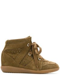Isabel Marant Lace Up Sneakers