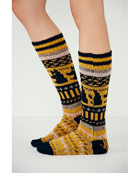 Free People Cozy Nepali Sock
