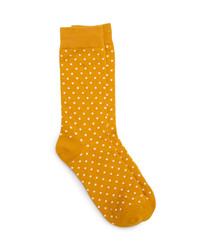 Forever 21 Micro Dotted Socks