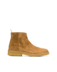 A.P.C. Zipped Ankle Boots