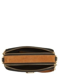 Marc Jacobs Small Chain Snapshot Suede Camera Bag