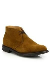 Church's Suede Chukka Boots