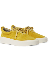 Fear Of God 101 Brushed Suede Sneakers