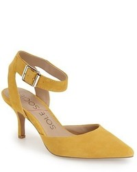 Sole Society Olyvia Suede Pump