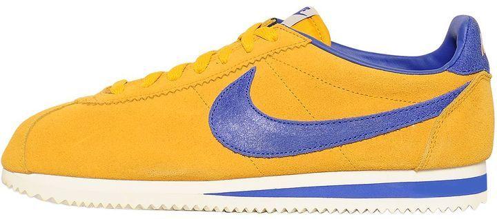 online retailer ecf6e 8155f $79, Nike Classic Cortez Suede Sneakers