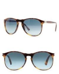 Persol 100th Anniversary 55mm Polarized Pilot Sunglasses