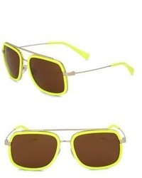Versace 60mm Square Sunglasses