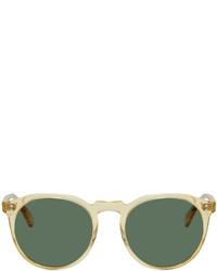 Raen Rn Yellow Remmy Sunglasses