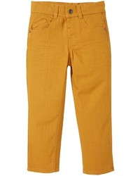 Mustard Trousers