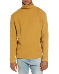 71fb5dcde5189f Mustard Turtlenecks for Men   Men's Fashion   Lookastic.com