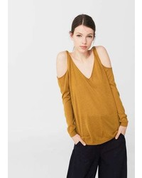 Off shoulders sweater medium 5025510