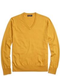 Saxxon wool v neck sweater medium 399296