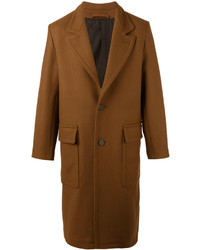 AMI Alexandre Mattiussi Two Buttons Coat