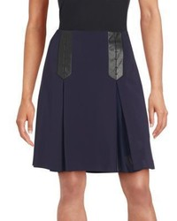 Rebecca Taylor Vented A Line Skirt