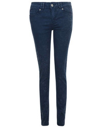 Dorothy Perkins Bellfield Acid Wash Super Skinny Jeans