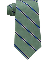 Club Room Collegiate Stripe Silk Tie Created For Macys