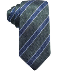 Tasso Elba Stripe Silk Tie Created For Macys
