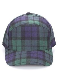 Fenty by rihanna adjuster plaid cap medium 6844135