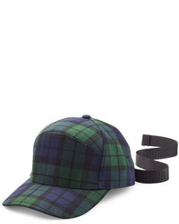 Fenty PUMA by Rihanna Plaid Baseball Cap