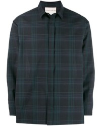 Stephan Schneider Checked Longsleeved Shirt