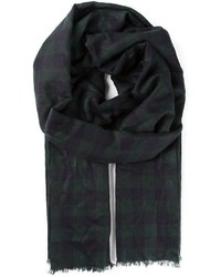 Hamper checked scarf medium 1362188