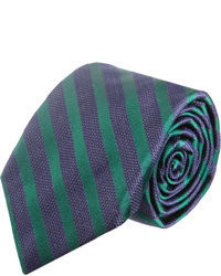 Barneys New York Diagonal Stripe Tie