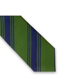Thomas Pink Bedford Stripe Woven Tie