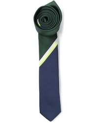 Valentino Colour Block Tie