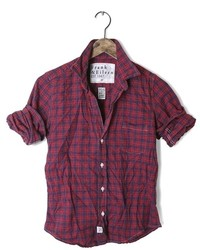 Frank And Eileen Frank Eileen Plaid Flannel Shirt