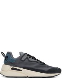 Diesel Grey S Serendipity Lc Sneakers