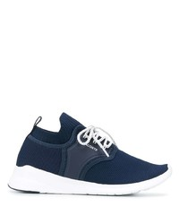 Lacoste Knitted Style Lace Up Sneakers