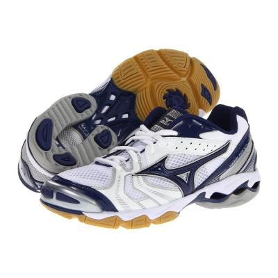 Mizuno Wave Bolt 2 Volleyball Shoes Whitenavy | Where to buy & how ...