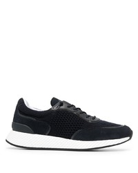 Z Zegna Panelled Low Top Sneakers