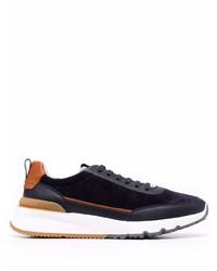 Brunello Cucinelli Suede Panel Runner Sneakers