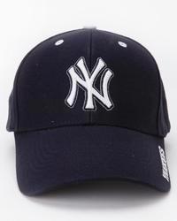 New York Yankees Curved Brim Baseball Cap