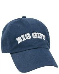 WHATONEARTH Big Guy Baseball Cap