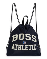 BOSS X Russell Athletic Backpack