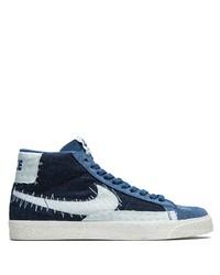 Nike Zoom Sb Blazer Sashiko Sneakers