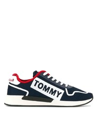 Tommy Jeans Logo Panelled Sneakers