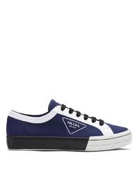 Prada Wheel Low Top Sneakers